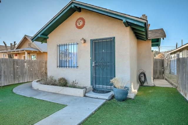 1111 Walter Street SE, Albuquerque, NM 87102 (MLS #960492) :: Campbell & Campbell Real Estate Services