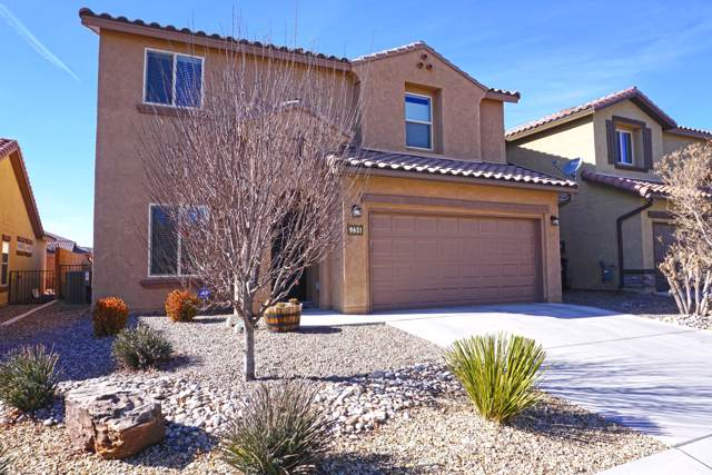 9631 Andesite Drive NW, Albuquerque, NM 87114 (MLS #960501) :: Campbell & Campbell Real Estate Services