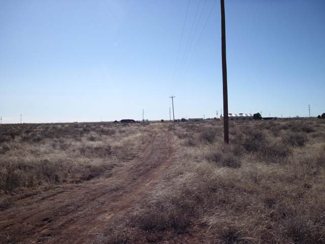 Santa Fe Avenue, Moriarty, NM 87035 (MLS #960522) :: The Bigelow Team / Red Fox Realty