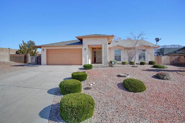 2320 Agua Fria Drive NE, Rio Rancho, NM 87144 (MLS #960540) :: Campbell & Campbell Real Estate Services