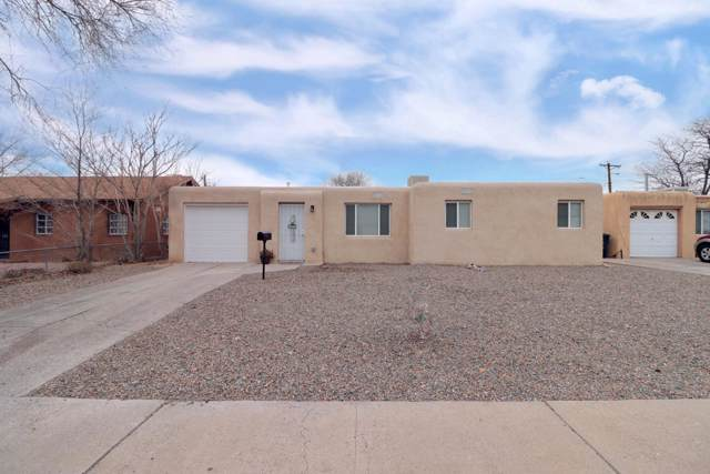 3313 Valencia Drive NE, Albuquerque, NM 87110 (MLS #960542) :: Campbell & Campbell Real Estate Services