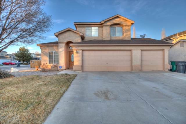 807 Toadlena Meadows Drive NE, Rio Rancho, NM 87144 (MLS #960545) :: Campbell & Campbell Real Estate Services
