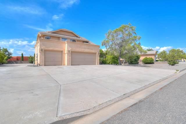 2537 Manzano Loop NE, Rio Rancho, NM 87144 (MLS #960568) :: Campbell & Campbell Real Estate Services