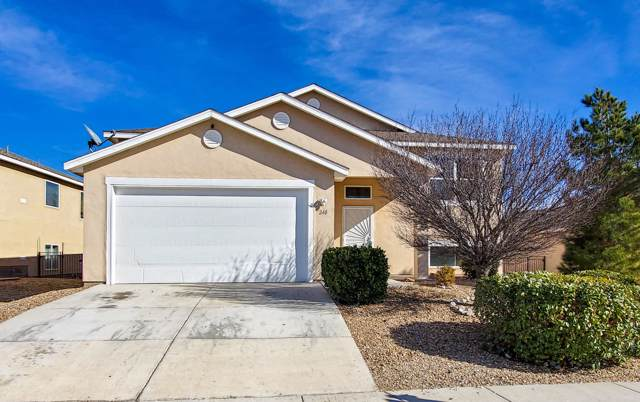 240 Black Hat Avenue SW, Los Lunas, NM 87031 (MLS #960569) :: Campbell & Campbell Real Estate Services
