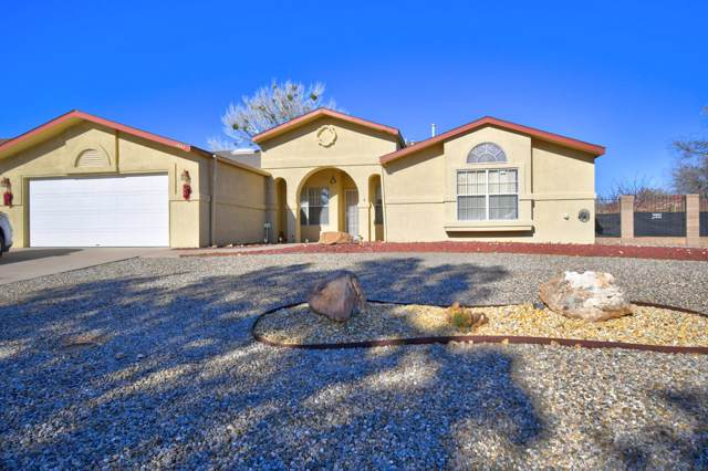 1941 Whitewater Drive NE, Rio Rancho, NM 87144 (MLS #960574) :: Campbell & Campbell Real Estate Services