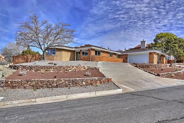 1700 Soplo Road SE, Albuquerque, NM 87123 (MLS #960579) :: Sandi Pressley Team