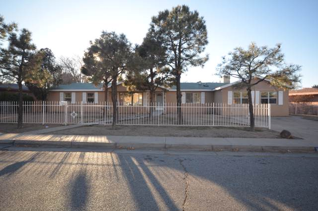 1429 Columbia Drive NE, Albuquerque, NM 87106 (MLS #960583) :: Campbell & Campbell Real Estate Services