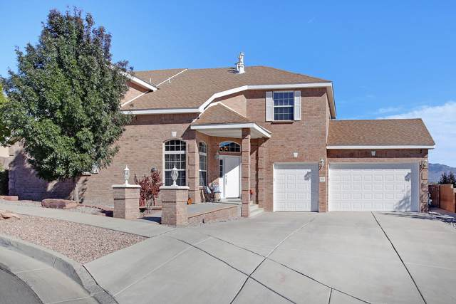 9804 Cody Court NW, Albuquerque, NM 87114 (MLS #960598) :: Campbell & Campbell Real Estate Services