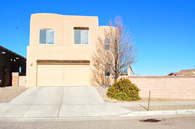 6231 Calle Arbol NW, Albuquerque, NM 87114 (MLS #960632) :: Campbell & Campbell Real Estate Services