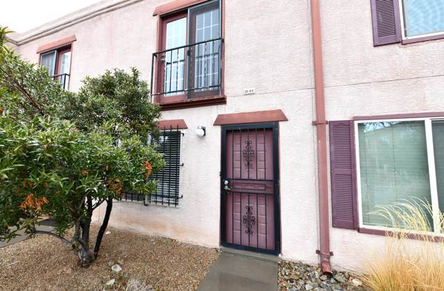 3301 Monroe Street NE D41, Albuquerque, NM 87110 (MLS #960648) :: Sandi Pressley Team