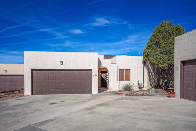 1104 Calle Del Valle Place, Rio Communities, NM 87002 (MLS #960659) :: Campbell & Campbell Real Estate Services