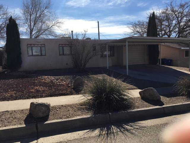 11712 Mocho Place NE, Albuquerque, NM 87123 (MLS #960664) :: Campbell & Campbell Real Estate Services