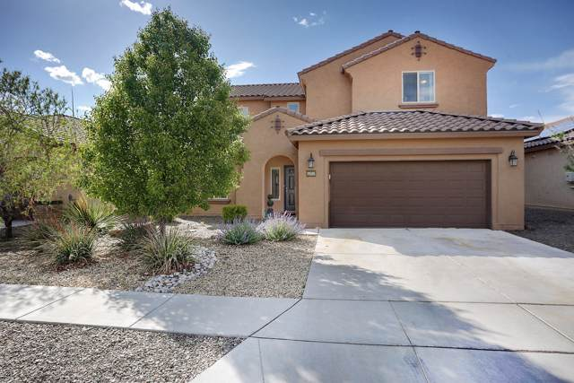 9505 Granite Ridge Drive NW, Albuquerque, NM 87114 (MLS #960680) :: Campbell & Campbell Real Estate Services
