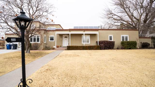 4105 Avenida La Resolana NE, Albuquerque, NM 87110 (MLS #960690) :: Campbell & Campbell Real Estate Services