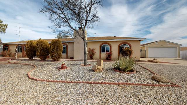 1002 39TH Street SE, Rio Rancho, NM 87124 (MLS #960691) :: Campbell & Campbell Real Estate Services