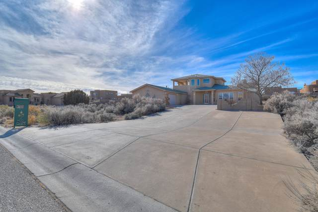 9705 Big Sage Drive NW, Albuquerque, NM 87114 (MLS #960710) :: Campbell & Campbell Real Estate Services