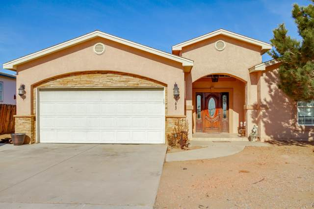 163 10TH Avenue SW, Rio Rancho, NM 87124 (MLS #960724) :: Campbell & Campbell Real Estate Services