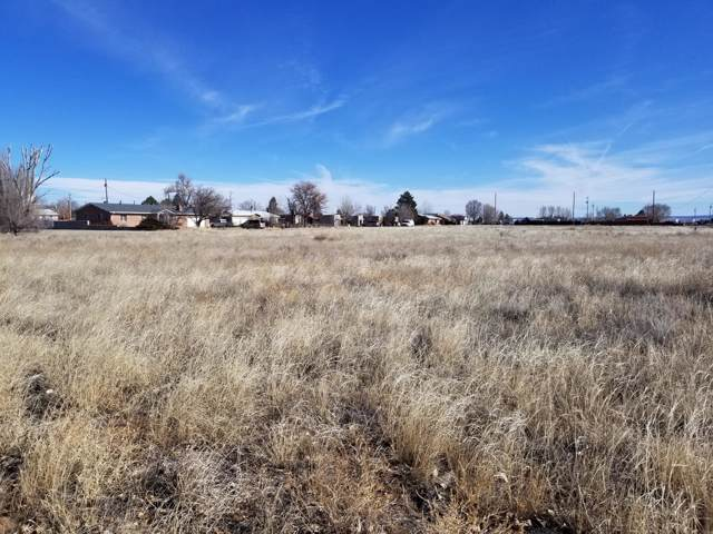 262 Eunice Street, Moriarty, NM 87035 (MLS #960731) :: Campbell & Campbell Real Estate Services