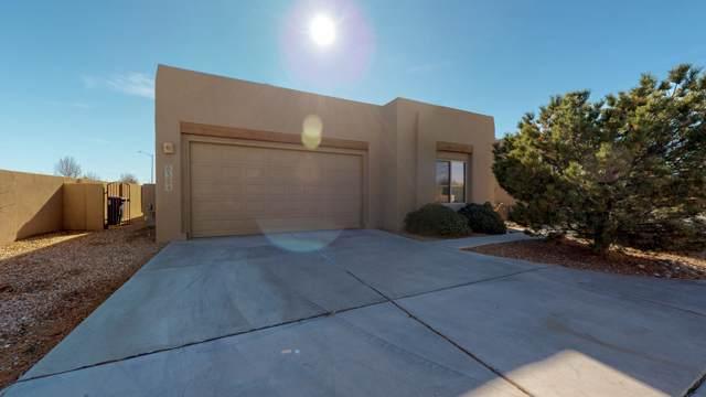 6524 Agave Verde Way NE, Albuquerque, NM 87113 (MLS #960756) :: Silesha & Company