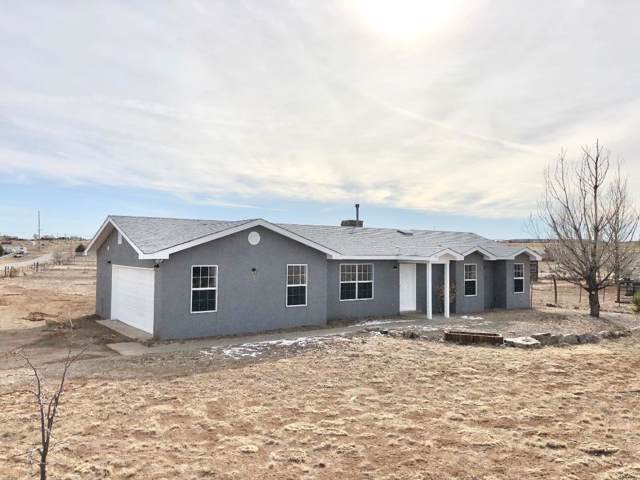 2 Brayden Court, Edgewood, NM 87015 (MLS #960759) :: Campbell & Campbell Real Estate Services
