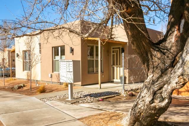 1203 Iron Avenue SW Unit 1, Albuquerque, NM 87102 (MLS #960778) :: The Bigelow Team / Red Fox Realty