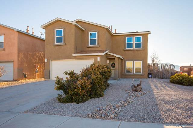 5714 Quay Drive NE, Rio Rancho, NM 87144 (MLS #960784) :: Sandi Pressley Team
