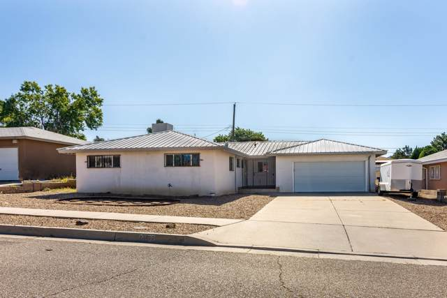 13200 Chico Road NE, Albuquerque, NM 87123 (MLS #960803) :: Campbell & Campbell Real Estate Services