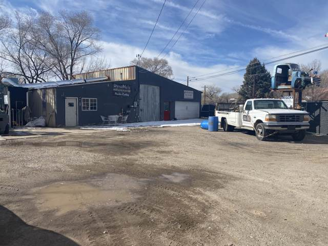 904 Highway 313, Bernalillo, NM 87004 (MLS #960807) :: Sandi Pressley Team