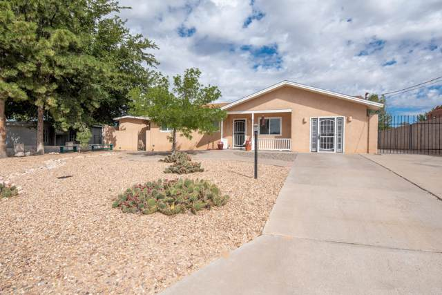 3229 23RD Avenue SE, Rio Rancho, NM 87124 (MLS #960809) :: Sandi Pressley Team