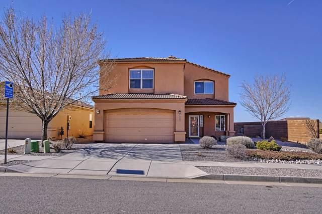 1901 Nasrullah Street SE, Albuquerque, NM 87123 (MLS #960813) :: Campbell & Campbell Real Estate Services