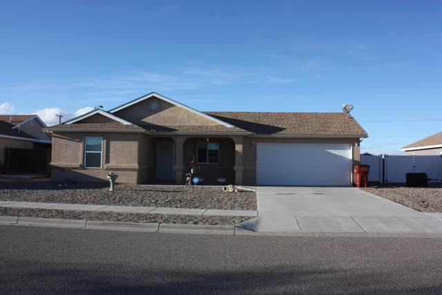 2606 Paseo Arbolado SW, Belen, NM 87002 (MLS #960824) :: Campbell & Campbell Real Estate Services