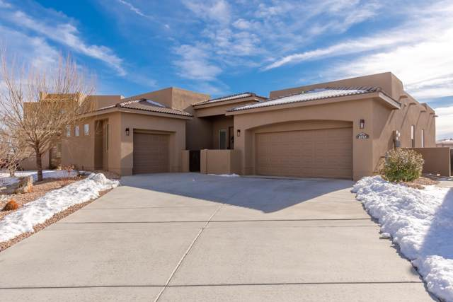 2717 Redondo Santa Fe NE, Rio Rancho, NM 87144 (MLS #960842) :: Sandi Pressley Team