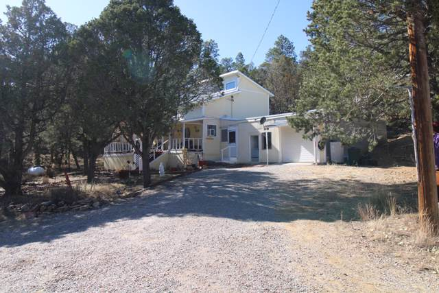 114 Kuhn Drive, Tijeras, NM 87059 (MLS #960851) :: Campbell & Campbell Real Estate Services
