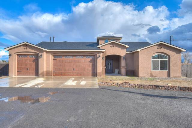 10 Kennedy Drive, Los Lunas, NM 87031 (MLS #960878) :: Campbell & Campbell Real Estate Services