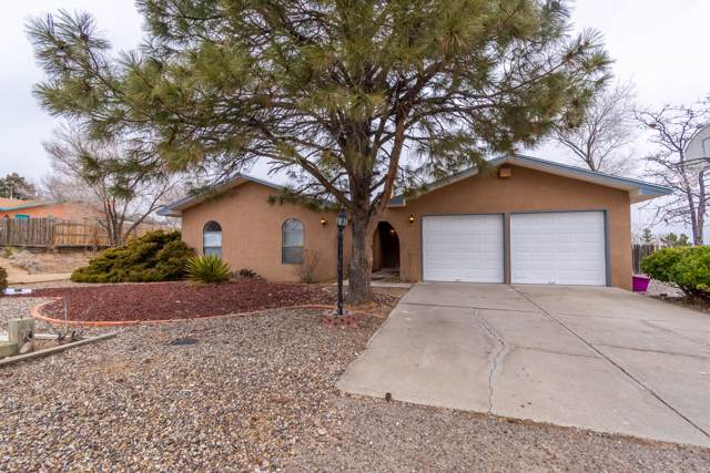 100 Eaton Road SE, Rio Rancho, NM 87124 (MLS #960894) :: Campbell & Campbell Real Estate Services