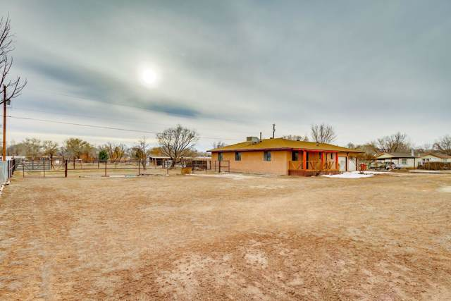 421 Ranchitos Road, Corrales, NM 87048 (MLS #960922) :: Campbell & Campbell Real Estate Services