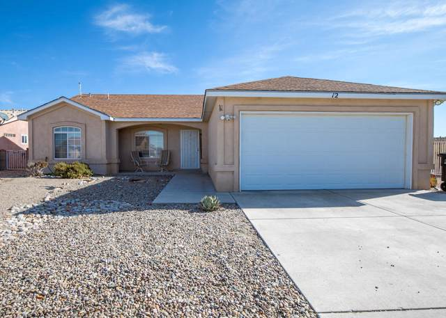 12 Revelations Place SW, Los Lunas, NM 87031 (MLS #960926) :: Campbell & Campbell Real Estate Services