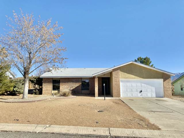 840 Amethyst Drive NE, Rio Rancho, NM 87124 (MLS #960929) :: Campbell & Campbell Real Estate Services
