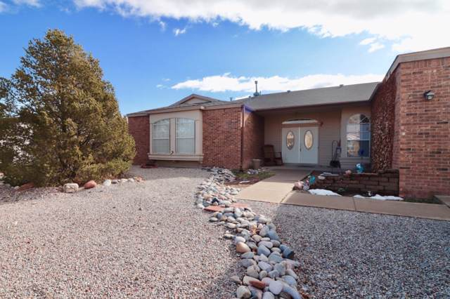 1920 Whitewater Drive NE, Rio Rancho, NM 87144 (MLS #960932) :: Campbell & Campbell Real Estate Services