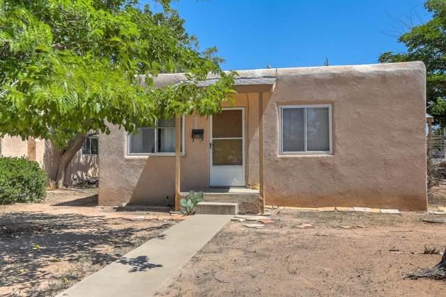 400 Truman Street NE, Albuquerque, NM 87108 (MLS #960940) :: The Buchman Group