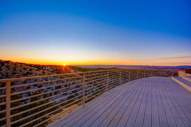 75 Overlook Drive, Placitas, NM 87043 (MLS #960951) :: Campbell & Campbell Real Estate Services