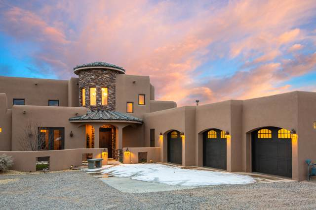 9 Rachel Lane, Corrales, NM 87048 (MLS #961023) :: Campbell & Campbell Real Estate Services