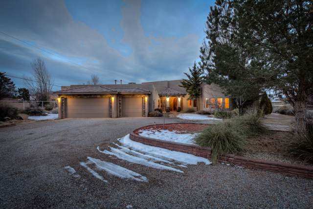 120 Savannah Lane, Corrales, NM 87048 (MLS #961065) :: Campbell & Campbell Real Estate Services