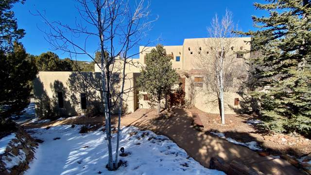 36 Canyon Ridge Drive, Sandia Park, NM 87047 (MLS #961070) :: Campbell & Campbell Real Estate Services