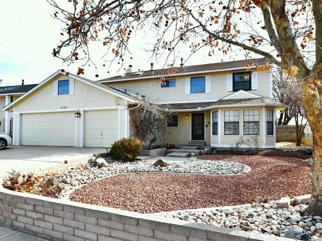 5108 Cordoniz Street NW, Albuquerque, NM 87120 (MLS #961078) :: Campbell & Campbell Real Estate Services