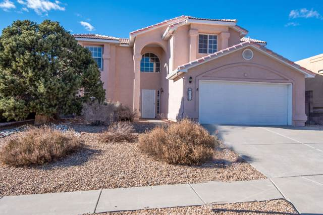 8105 Rancho Sueno Court NW, Albuquerque, NM 87120 (MLS #961143) :: Campbell & Campbell Real Estate Services