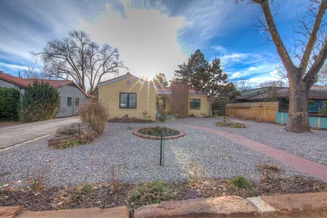 1512 Silver Avenue SW, Albuquerque, NM 87106 (MLS #961145) :: Campbell & Campbell Real Estate Services