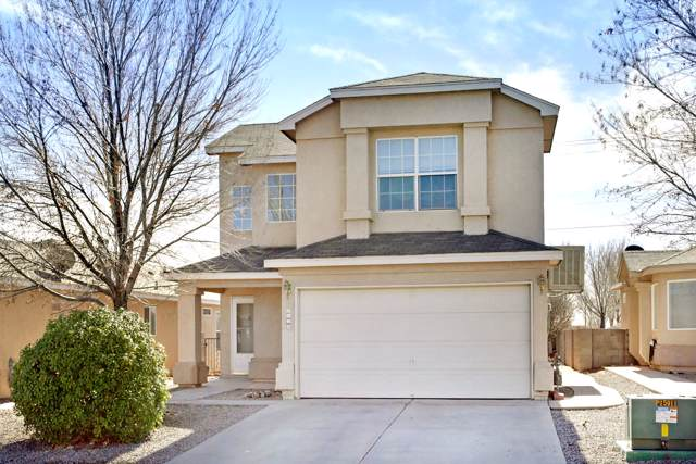 8408 Vista Serena Lane SW, Albuquerque, NM 87121 (MLS #961159) :: Campbell & Campbell Real Estate Services