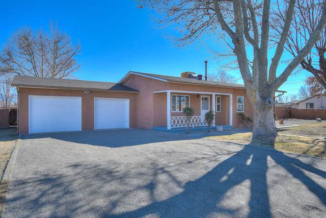 6750 5TH Street NW, Los Ranchos, NM 87107 (MLS #961175) :: Campbell & Campbell Real Estate Services