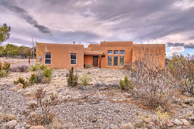 37 W Willard Road, Edgewood, NM 87015 (MLS #961210) :: Campbell & Campbell Real Estate Services